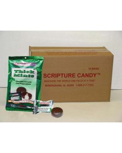 Thick Mint Peppermint Patties Scripture Candy Case