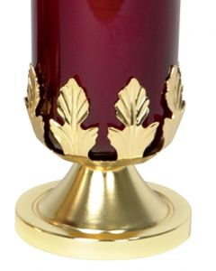 Small Church Votive Stand 4 5/8""