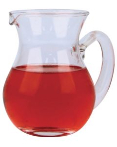 Small Glass Water Pitcher for Church