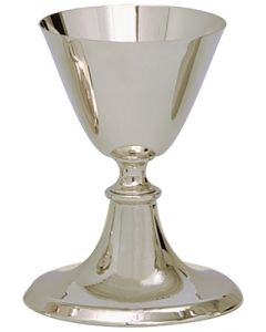 Stainless Steel Communion Chalice 6""