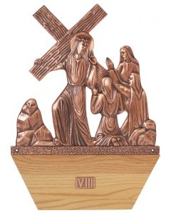 Large Stations of the Cross for Church Or Sanctuary