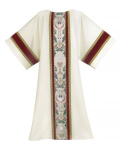 Tapestry of Life Velvet Cream Deacon Dalmatic