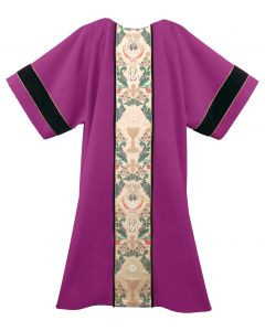 Tapestry of Life Velvet Trim Deacon Dalmatic