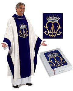 Marian Chasuble