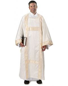 Jacquard Deacon Dalmatic