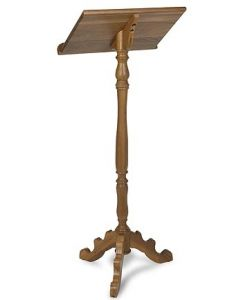 Oak Wood Lectern for Altar