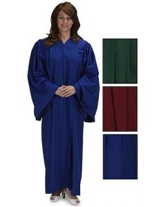 V Neck Choir Robe