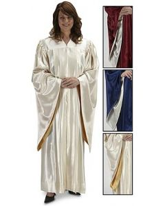 Pointed Sleeve Choir Robe