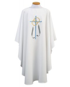 Wedding Rings Clergy Chasuble