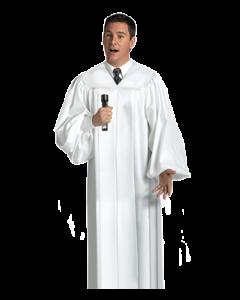 White Choir Robe