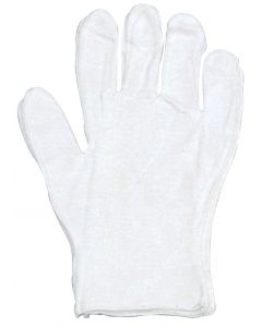White Church Gloves