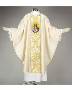 Sacred Heart Chasuble