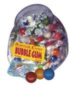 Bubble Gum Scripture Candy Jar