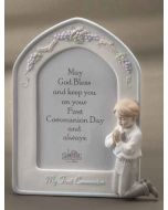 Boys First Communion Photo Frame