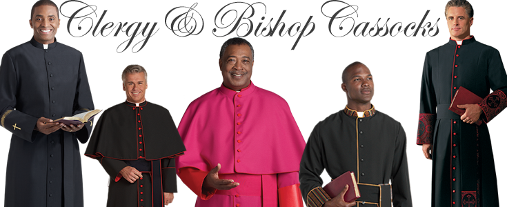 Bishop Cassocks - Clergy Cassocks - Robes