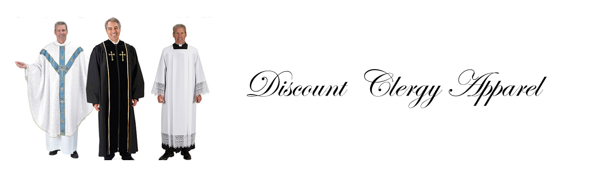 Discount Clergy Apparel - Chasubles - Shirts - Pastor Robes