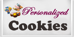 Personalized Photo Cookies