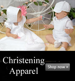 Christening Outfits for Boys and Girls